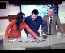 Rebarn's Hardware On Cityline Toronto