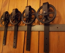 Rebarn - Sliding Barn Doors - Toronto - Barn Door Hardware