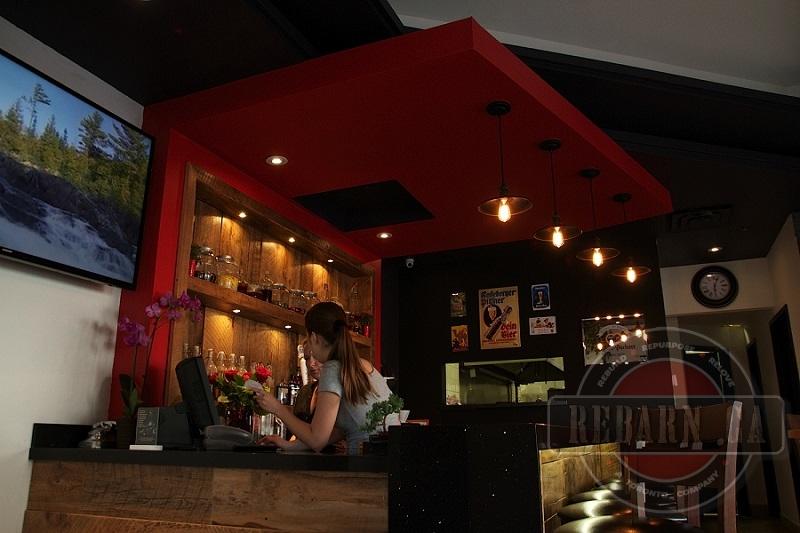 Custom-Bar
