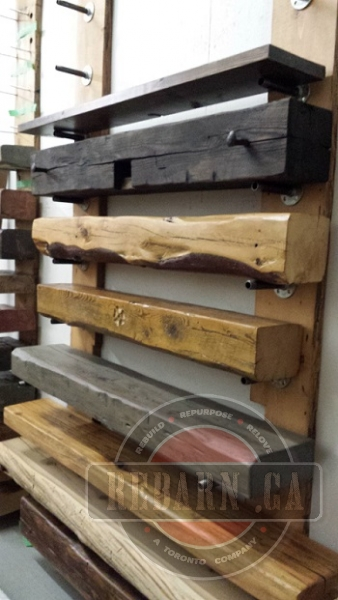 Barn-Beam-Mantels