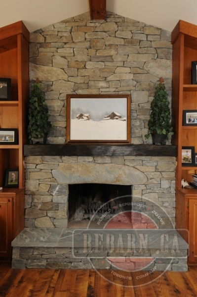 Barn Beam Mantels Rebarn Toronto Sliding Barn Doors