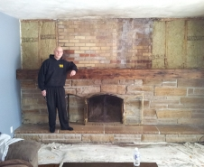 16-Foot-Barn-Beam-Mantel