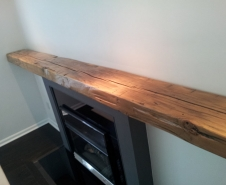 14-Foot-Barn-Beam-Mantel