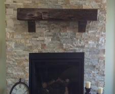 Barn-Beam-Mantel-Corbels