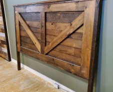 Rustic Head Board