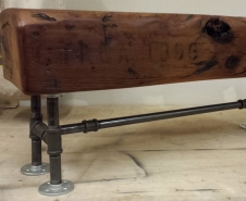 Pine-Beam-Bench-Pipe-Legs