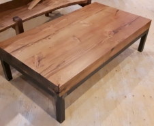 Fir Slab Table
