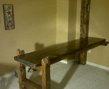 Custom-Built-Threshing-Floor-Beam-Desk