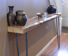 Barn-Beam-Skin-Console-Table