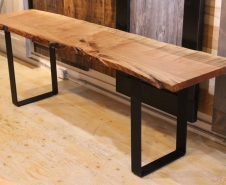 Live-Edge-Console-Tables