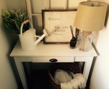 White-Writing-Table