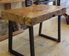Barn Beam Pub Table