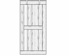 Rebarn-Doors-Shaker-Mid