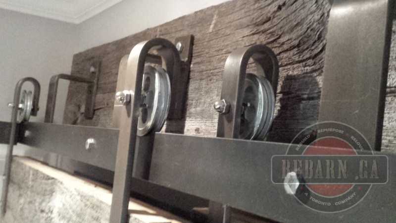 Barn Door Hardware Rebarn Toronto Sliding Barn Doors