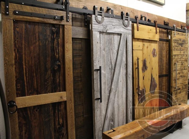 Barn Door Hardware Rebarn Toronto Sliding Barn Doors