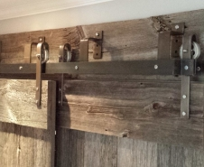 Full-Bypass-Barn-Door-Hardware - Economy