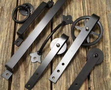 Rebarn | Toronto - Salvaged Lumber Furniture - Barn Door Handles