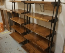 Custom Shelving Units