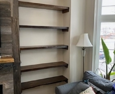 Threshing Board Shelves