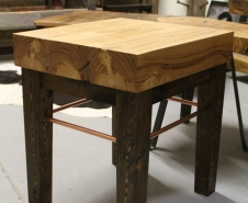 Hickory-Butchers-Block-Table