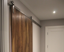Walnut Panel Door