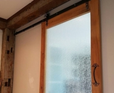 Single Pane Door