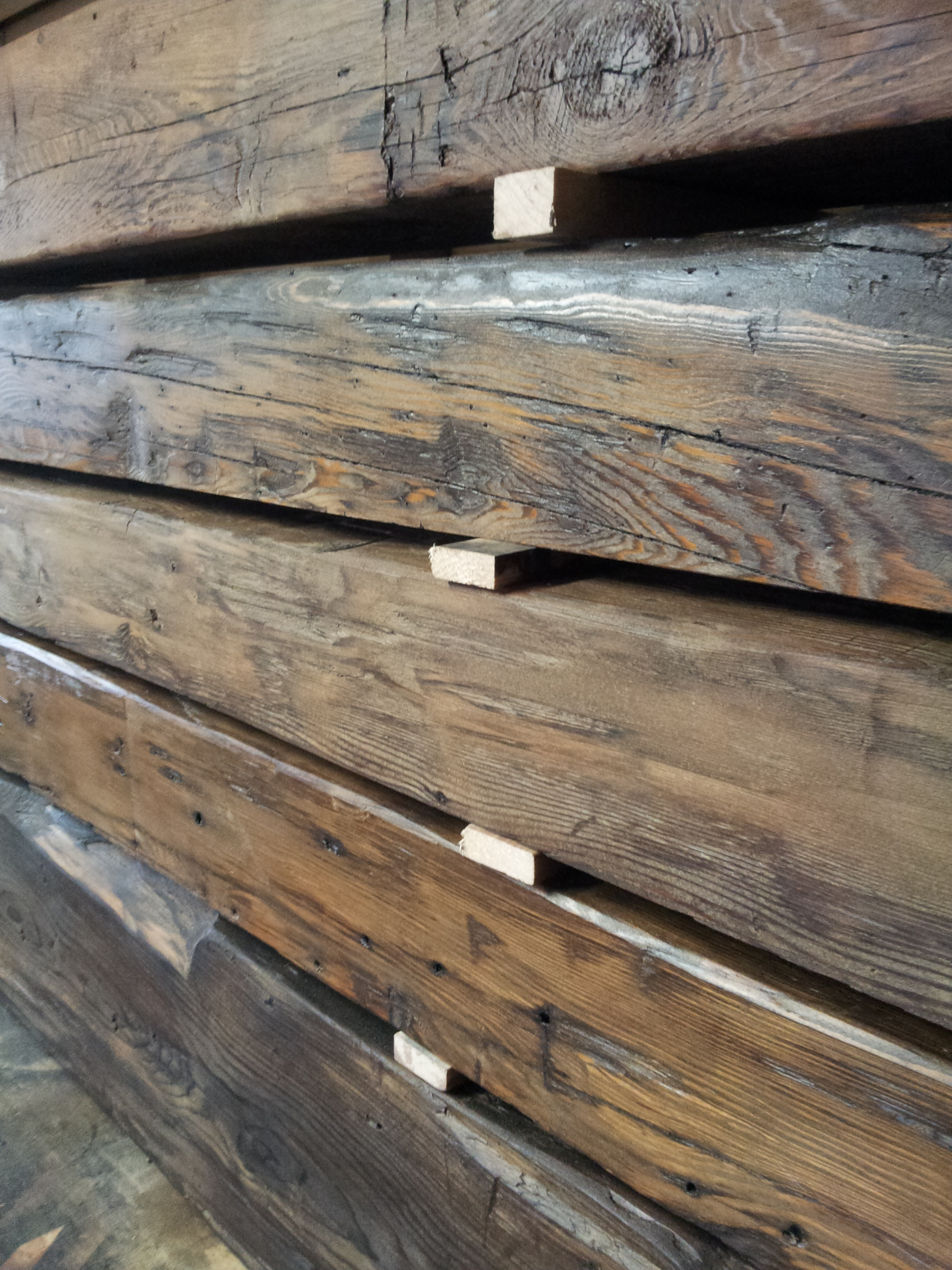 Barn Beam Mantels 12