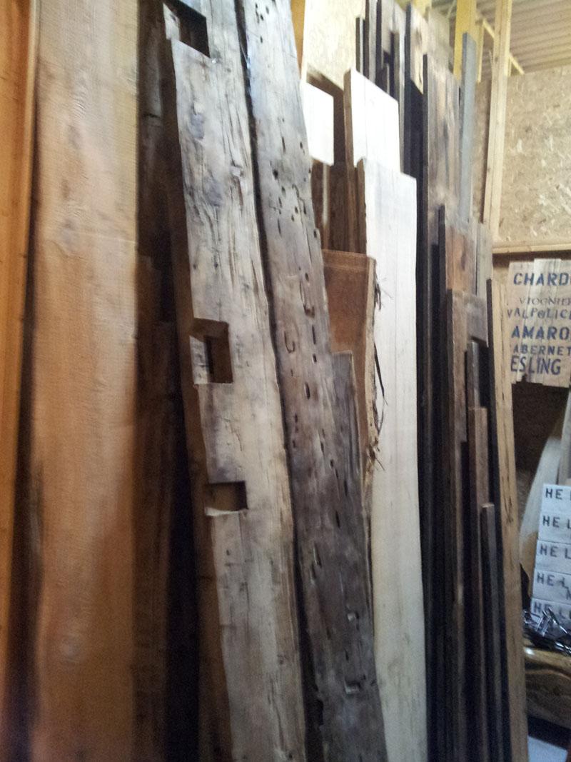 Salvaged Wood 50 Rebarn Toronto Sliding Barn Doors