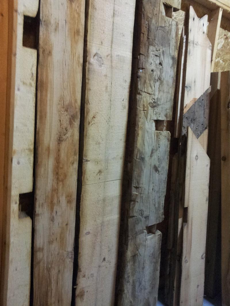 Salvaged Wood 58 Rebarn Toronto Sliding Barn Doors