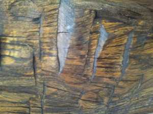 A Gnarly Oak Barn Beam Mantel To Remember