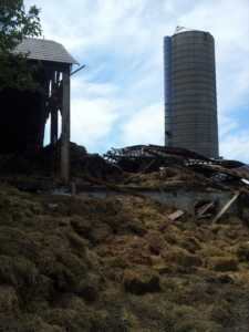 More Barns Coming Down