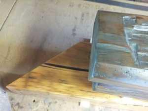 Rebarn Barn Beam Mantels Hot Off The Bench