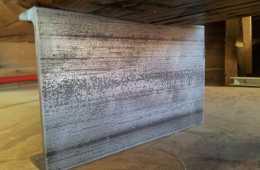 Contemporary-Barn-Beam-TV-Stand-Bench-5