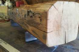 Contemporary-Barn-Beam-TV-Stand-Bench-8