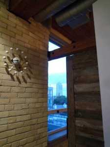 Contemporary Barn Door Gothom Lofts Toronto 5