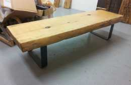 Live-Edge-Pine-Slab-Coffee-Table-1