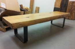 Live-Edge-Pine-Slab-Coffee-Table-3