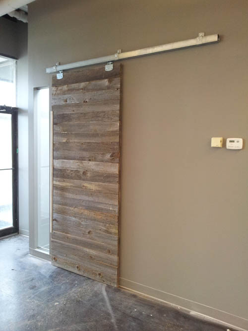 Sliding Barn Doors Rebarn Toronto Sliding Barn Doors
