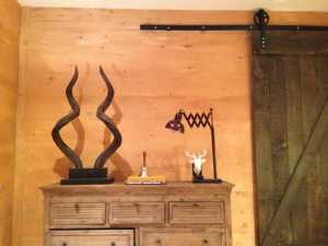 Iron Mountain Z Brace Barn Door