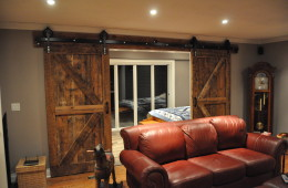 Rebarn Specializes in Custom Interior Barn Doors Right In Toronto!!