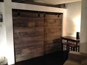 Sliding Barn Doors  40