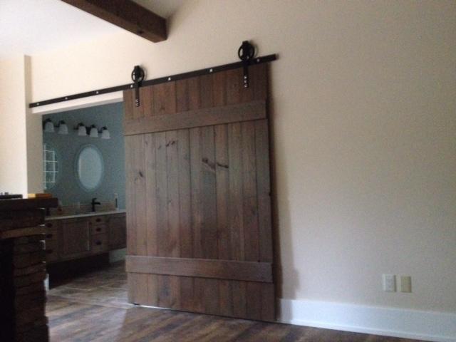 Rebarn Specializes In Custom Interior Barn Doors Right In