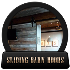 Sliding barn doors Toronto