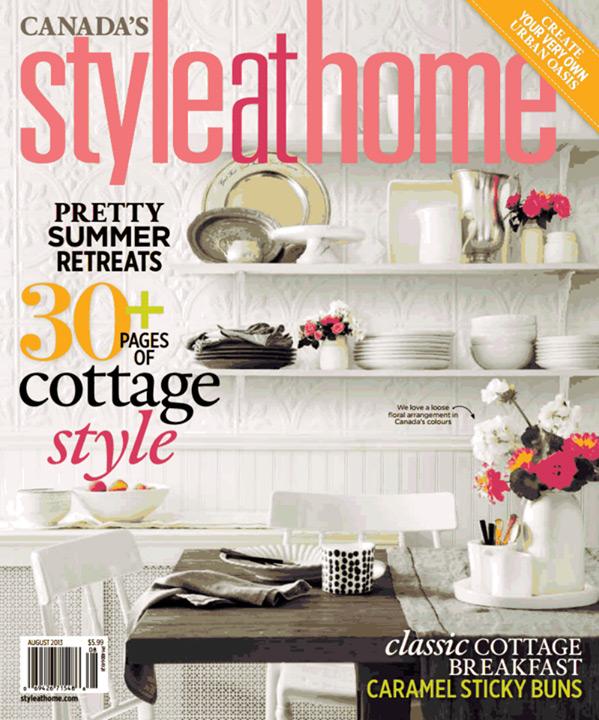 Home Style Magazine Canada