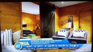 Rebarn | Sliding Barn Doors – Barn Door Hardware  – Barn Beam Mantels – Salvaged Wood Furniture – Barn Board Sales on Breakfast Television
