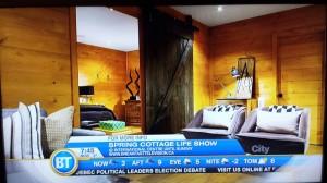 Rebarn | Sliding Barn Doors – Barn Door Hardware  – Barn Beam Mantels – Salvaged Wood Furniture – Barn Board Sales on Breakfast Television