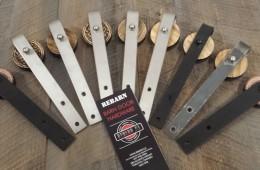 REBARN – Your First Choice For Premium ARTISAN Barn Door Hardware!