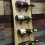 Elm Live Edge Wine Rack!