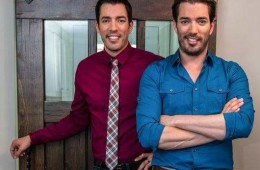 PROPERTY BROTHERS Choose REBARN For Barn Doors And Accessories!