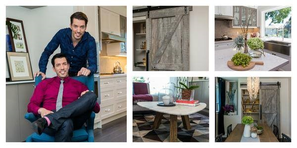 Rebarn Featured on Property Brothers - Sliding Barn Doors, Barn Beam Mantels, Salvaged Wood Furniture - Toronto